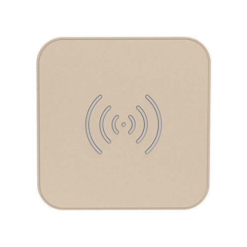CHOETECH Wireless Charger, Qi-Zertifiziertes Wireless Induktives Ladegerät Kompatibel mit iPhone SE/11/11 Pro/11Pro Max/XS/ XS Max/XR/X/8, Huawei, Galaxy Note 10/9/8/S20/S10/S9+/S8/S8+/S7 usw