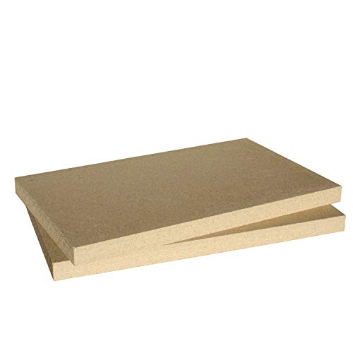 HARK 2 x Vermiculiteplatten Thermax SF 600 500x300x20 mm
