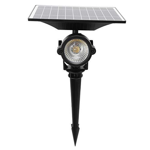 SZHWLKJ 10w Lámpara De Césped Solar Power Outdoor Light Garden Patio Paisaje Decoración Ip65