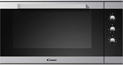 Candy FNP319/1X/E Four électrique ventilé multifonction, 90 cm, 89 L, classe A, inox