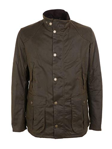 Barbour Luxury Fashion Uomo BACPS1597OL51 Verde Giacca Outerwear | Autunno Inverno 19