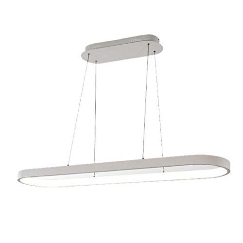 Deuba Kroonluchter eenvoudig en warm restaurant Moderne Nordic persoonlijkheid woonkamer verlichting sfeer Home bar tafellamp LED
