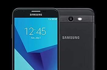 Samsung Galaxy J7 2018  16GB  J737A - 5.5in HD Display Android 8.0 Octa-core 4G LTE at&T Unlocked Smartphone  Black   Renewed