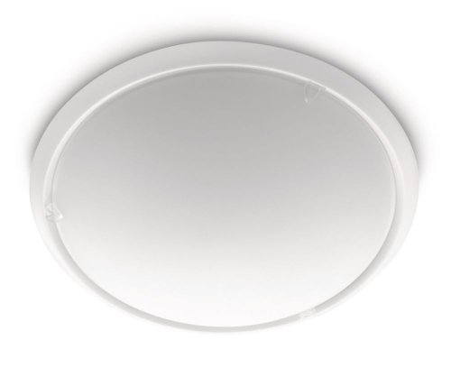 Philips myLiving Canvas white Ceiling light