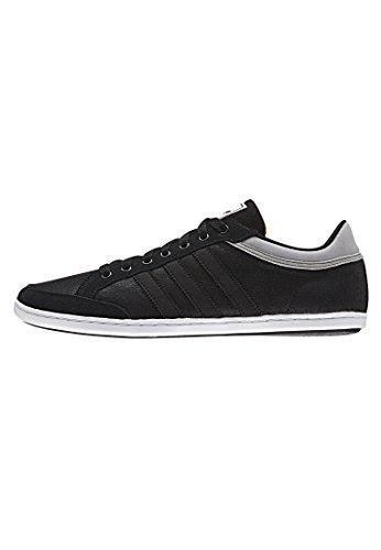 adidas Herren Plimcana Low Gymnastikschuhe, Nero (Schwarz), UK 6,5 | EUR 40 | US 7 | cm 25