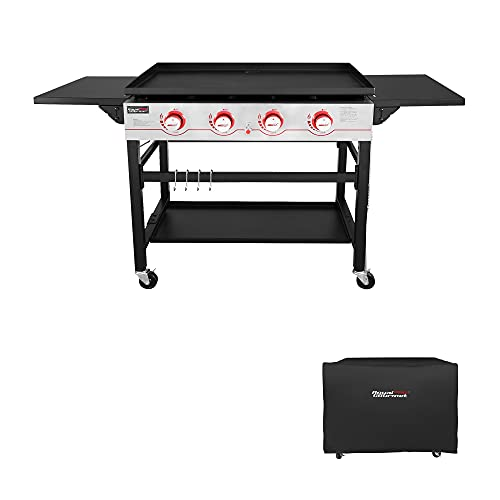 Royal Gourmet GB4000C 36-Inch Flat Top Gas Griddle with...