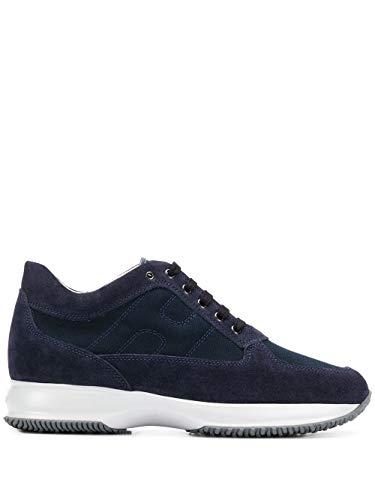 scarpe uomo modello hogan Hogan Luxury Fashion Uomo HXM00N00E108O6U801 Blu Sneakers |