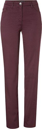 BRAX Damen Style Carola Stitch Hose, Navy, W32/L32 (Herstellergröße: 42)