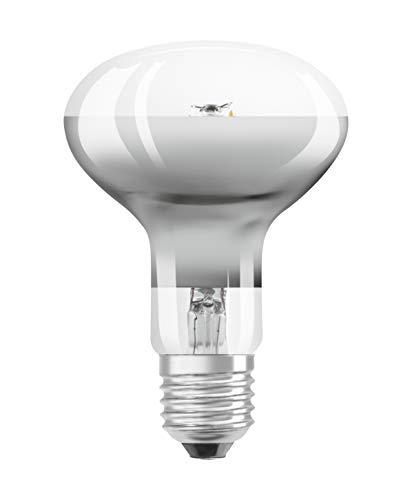 Osram LED-Reflektorlampe| Warm White (2700 K) | Sockel E27 |ersetzt Reflektorlampen mit 48 W | 7,00 W | LED STAR R80