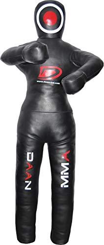 Mannequin de combat MMA, pour judo et arts martiaux, 177,8c