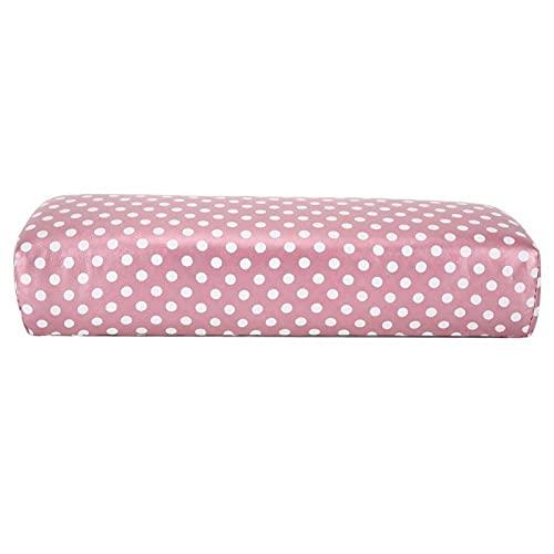 Almohada para decoración de uñas, cojín de belleza, cómoda almohada de mano para decoración de uñas, para brazo para uso doméstico(Dot hand pillow)
