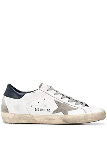 Golden Goose Luxury Fashion Donna GWF00102F00031110270 Bianco Pelle Sneakers | Autunno-Inverno 20