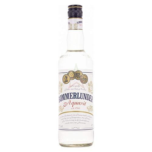 Bommerlunder, Aquavit mit Kümmel, 38%vol. 0,7 Liter