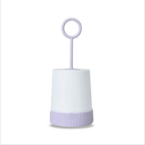 Nachtlampje kinderen nachtkastje lamp siliconen lamp nachtlampje kinderbedlampje nachtlampje nachtlampje voor kinderen LED-nachtlampje afstandsbediening USB oplaadbare leuke kleurverandering