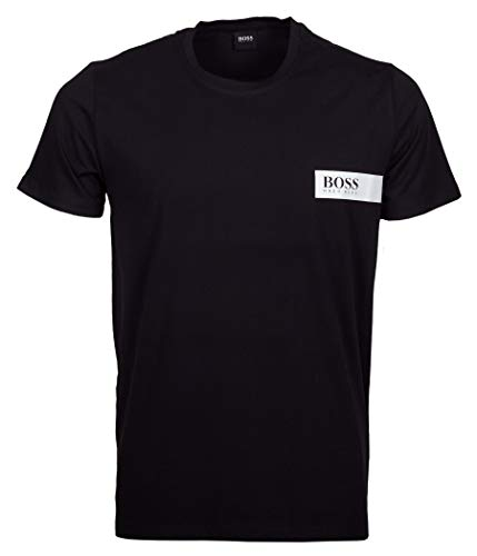 BOSS Camiseta para hombre. negro (black 001) M