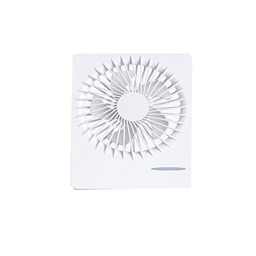 Ventilador de circulación de aire, ventilador de refrigeración usb, velocidad de viento circulante de 3 velocidades, mini ventilador eléctrico para electrodomésticos, adecuado para oficina, hogar