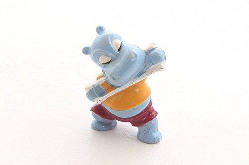 Unbekannt Figur Überraschungsei Ü-Ei Happy Hippo Nilpferd Sportler Ferrero