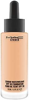 mac Studio Waterweight Spf30/Pa++ Foundation Nc30 30Ml