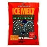 Road Runner Ice Melt with Calcium and Magnesium Chloride Blend, 10 Pound -- 1 each.