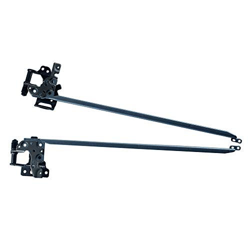 Rangale Laptop Right and Left Hinge Compatible for Acer Aspire 5 A515-51 A515-51G A515-51G-515J Series LCD Screen Hinges Set AM20X000300 AM20X000400