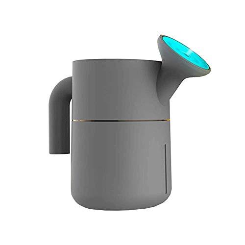 WYJBD Humidificador de Caldera Creativa, Mini humidificador de Forma de Caldera Purificador de Aire portátil Humidificador de Aroma