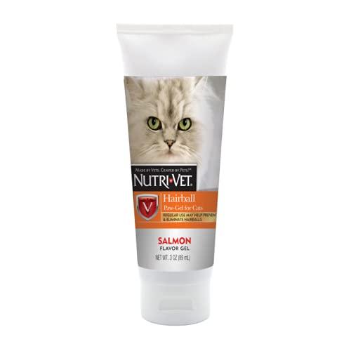 Nutri-Vet Cat Hairball Support Paw Gel