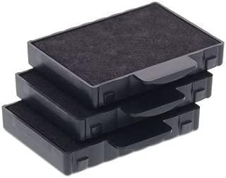 Trodat Replacement Ink Cartridge 6/50 - pack of 3 Color black