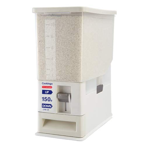 Cookingo Rice Dispenser (26 lbs.)