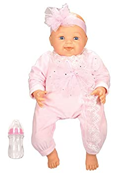 Lily & Lace Babies Lambie-Pie 18  Baby Doll Caucasian