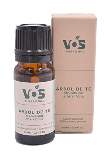 Aceite esencial de Árbol de té, 100% Puro y natural - 10 ml