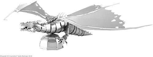 Metal Earth- Maqueta Dragon Gringott, Harry Potter Series (