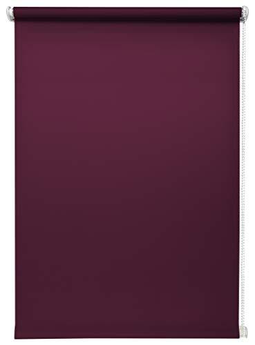 luz de día–Estor (sin agujeros diferentes tamaños y colores enrollable–Estor Pinza Magenta 70x 210cm