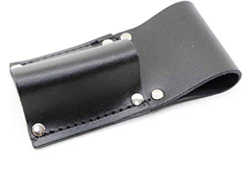 RMB® Knarrenhalter aus Echt-Leder für Koppel oder Gürtel