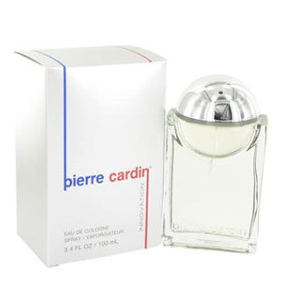 アルネ援助発明するPierre Cardin Innovation (ピエール カルダン イノベーション) 3.4 oz (100ml) EDC Spray for Men