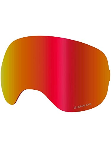 Dragon X2 Snow Goggle Replacement Lens (Lumalens Red Ion)