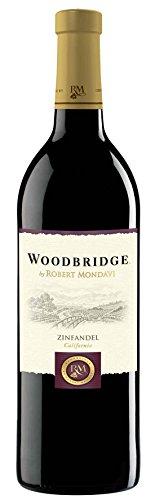 Robert Mondavi Woodbridge Zinfandel 2013 trocken (0,75 L Flaschen)