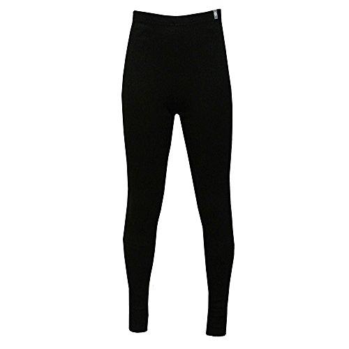 Sanetta - Lange Unterhose Jungs, schwarz, Größe 116