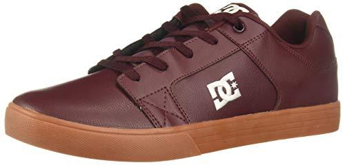 DC Shoes Method SN MX M Shoe Bur Casuales para Hombre,Vino,29.5 cm