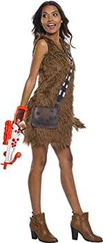 Rubie s Star Wars Classic Women s Chewbacca Dress Medium Color As Shown