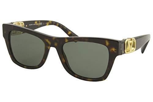 Valentino occhiale da sole VA4066 500271 havana verde taglia 52 mm donna