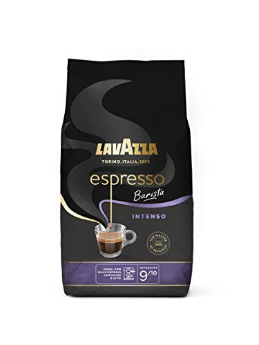 Lavazza Espresso - Barista Intenso - Aromatische Kaffeebohnen - 1er Pack (1 x 1 kg)