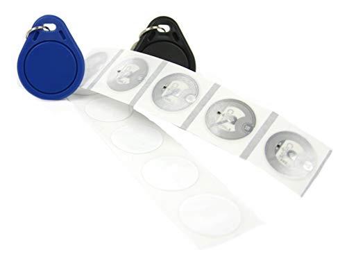 NFC Starter Kit, der perfekte Einstieg in die NFC Welt, kompatibel mit Allen NFC Smartphones, Starter Kit M