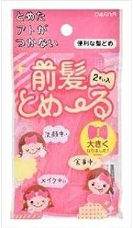(まとめ)ダリヤ 前髪とめ~る [ピンク] 【×6点セット】
