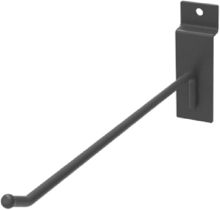 POETISKE Slatwall Hook Heavy Duty 100% quality warranty Bl Sacramento Mall Commercial Grade Metal Grid