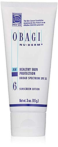 Obagi Nu-Derm Healthy Skin Protection Broad Spectrum SPF 35 Sunscreen, 3 oz