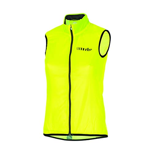 Rh+ Emergency Pocket Vest, Vesta Unisex Adulto, Giallo (Fluo Yellow/Black/Reflex), M