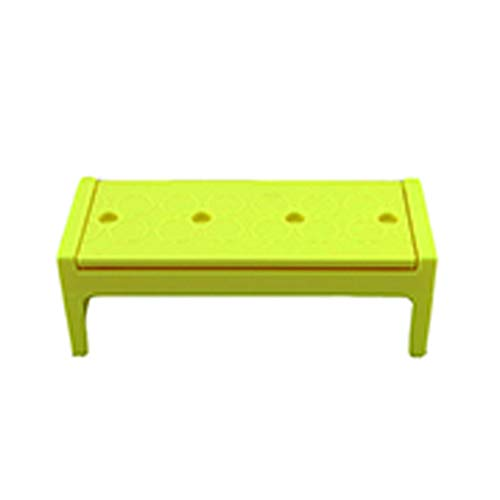 Replacement Parts for Barbie Dreamhouse Playset - FHY73 or GNH53 ~ Doll Size Yellow Coffee Table or Baby Barbie Bed