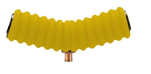 Fishing Tackle Max Unisex– Erwachsene 10C6932271C10 FTM Carp Method Feederauflage Rutenauflage Soft Nr.1-12cm Feederablage Rutenablage, Bunt, Normal