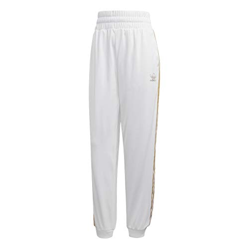 adidas SST Tp 2.0 Pantalons Femme Blanc, FR32