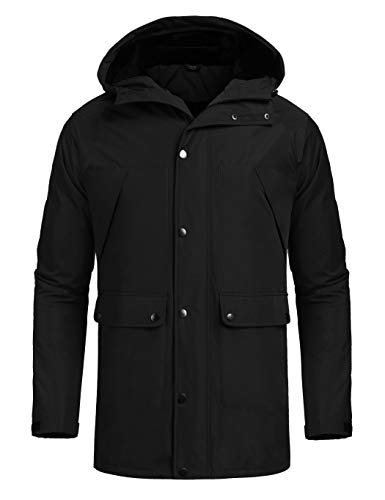 Best 4xl mens outdoor recreation raincoats and jackets review 2021 - Top Pick